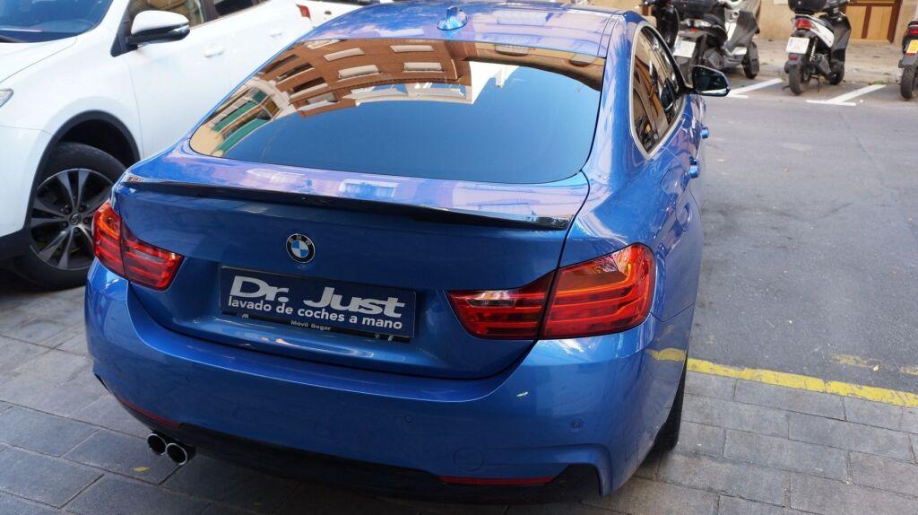 BMW Serie 4 5 1024x574 - BMW Serie 4 - Detallado y Protección cerámico con cQuartz UK