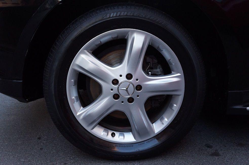 Mercedes Benz ML - Pulido 1 fase y tratamiento de cera con Fusso99 ¡ En tiempo record!