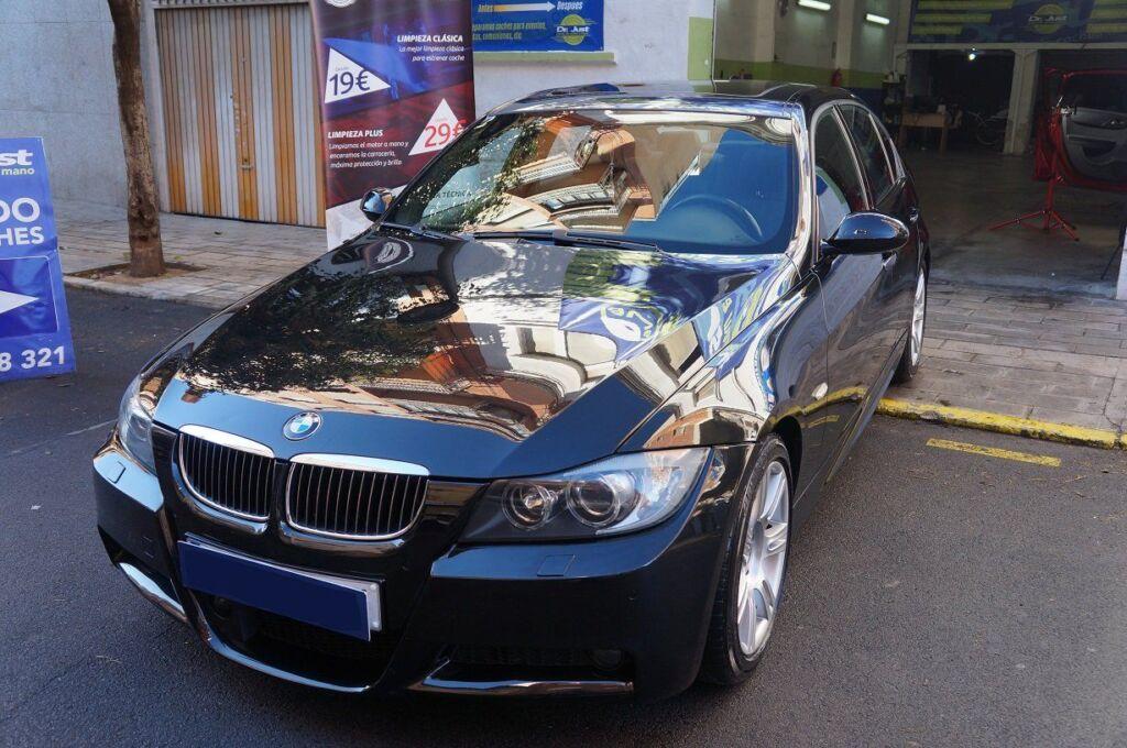 DSC00303 serie 3 1 1024x680 - BMW 320 - Detallado Exterior Premium y Tratamiento Cerámico con Gyeon Mohs
