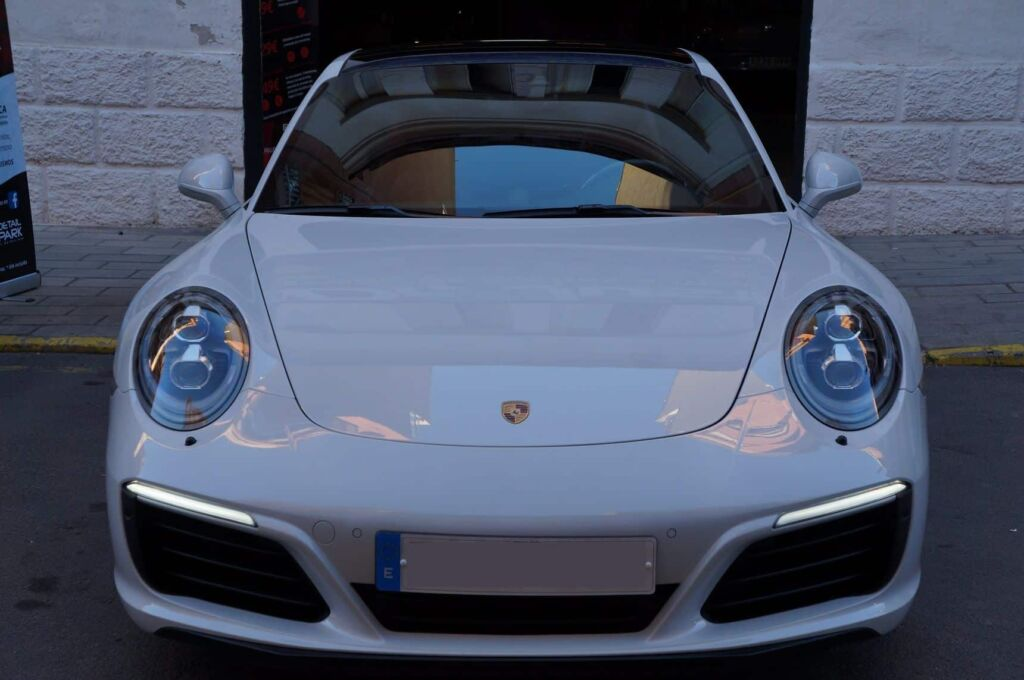DSC00986 1024x680 - Porsche 911 4S - Tratamiento Cerámico Gtechniq