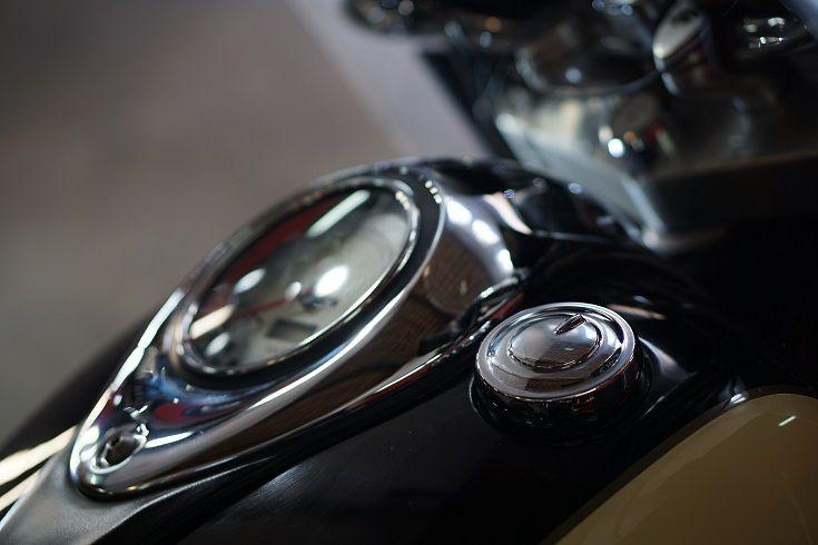 Yamaha Royal Star - Encerado y Sellado de cromados