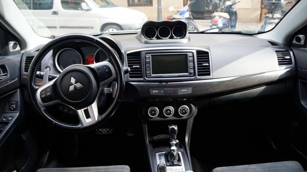 Evo 6 1024x574 - Mitsubishi Evo - Mantenimiento Exterior e Interior
