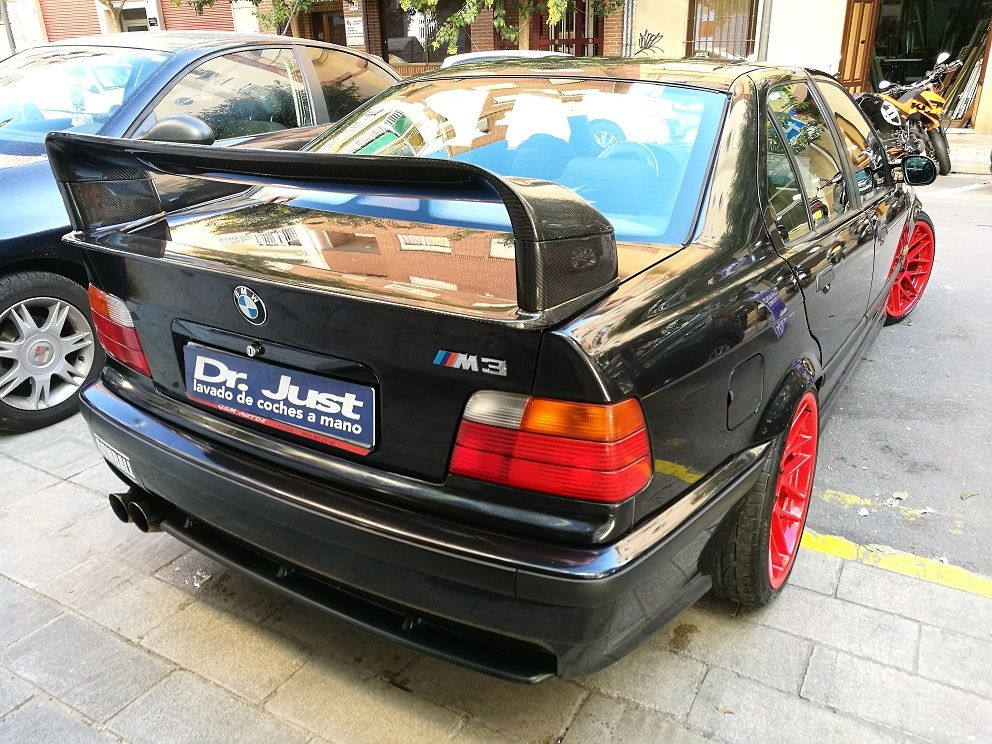IMG 20171020 110515 - BMW M3 - Un clásico preparado para lucir