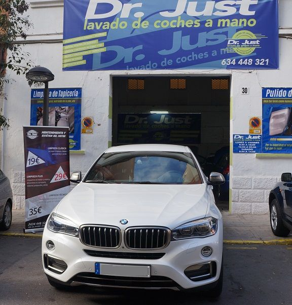 BMW X6 – Tratamiento cerámico cQuartz UK