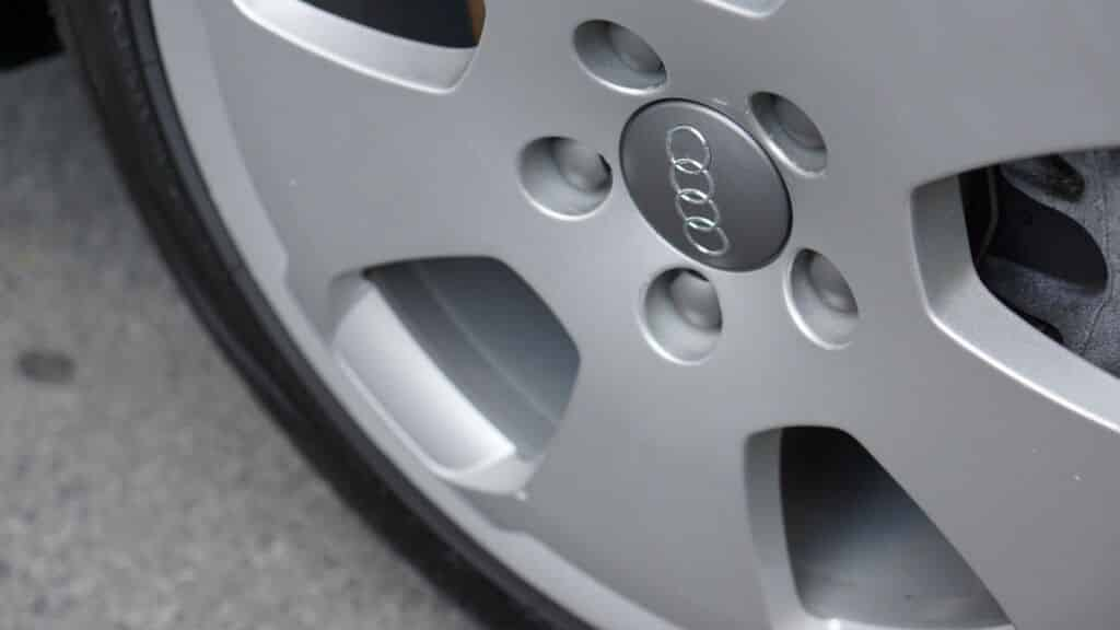 Audi A3 - Detallado Full Park - Carroceria y Llantas