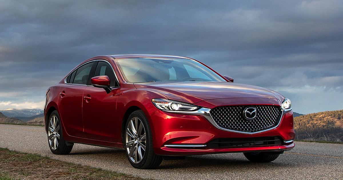 Detallado Mazda 6 – Pulido y Tratamiento Cerámico