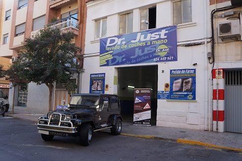Jeep Wrangler - Limpieza de Mantenimiento