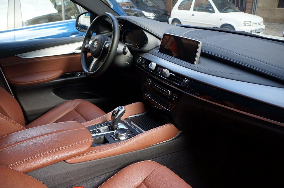 BMW X6 - Tratamiento cerámico cQuartz UK