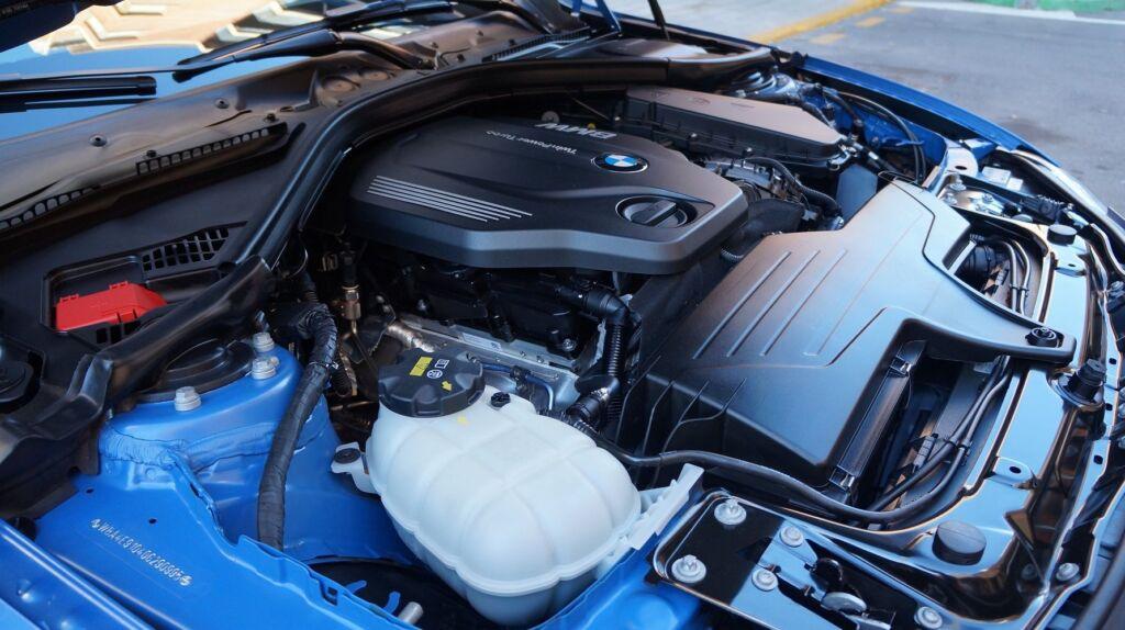 BMW Serie 4 - Detallado y Protección cerámico con cQuartz UK