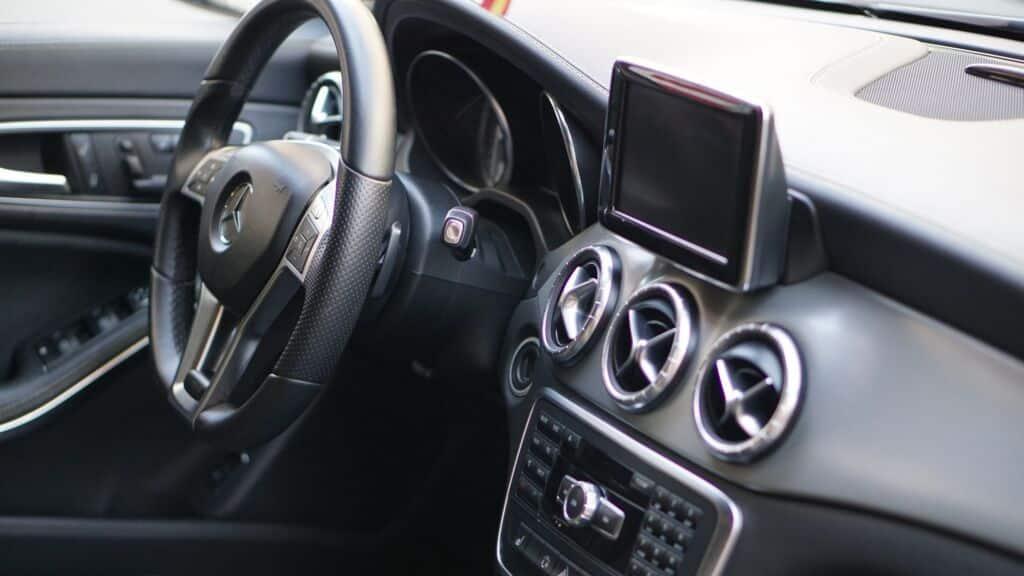 Mercedes Benz CLA250 - Pulido 1 Fase y Tratamiento de Cera de Carnauba