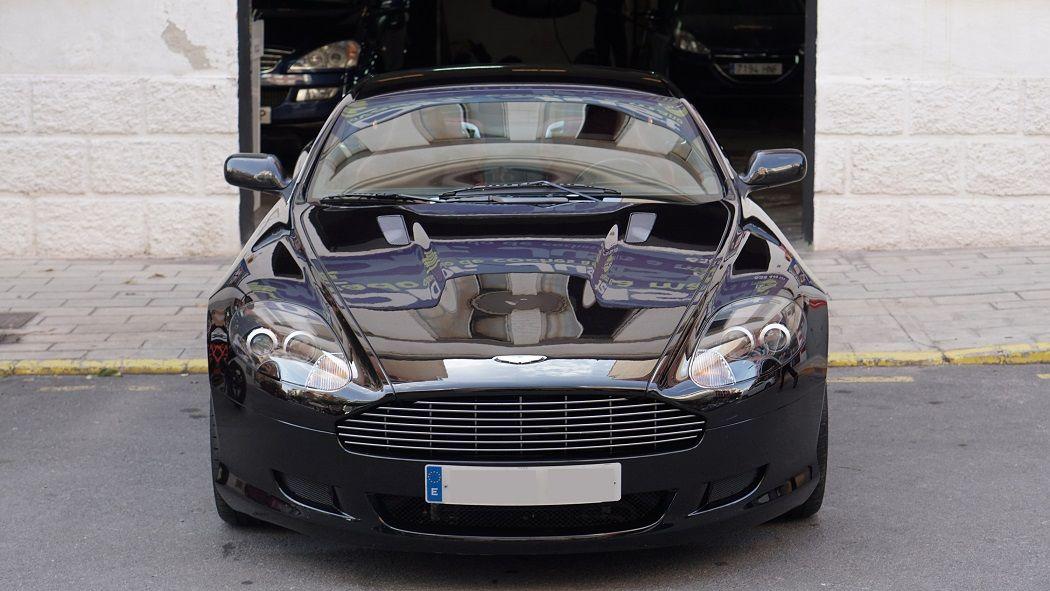 Limpieza y Mantenimiento – Aston Martin DB9