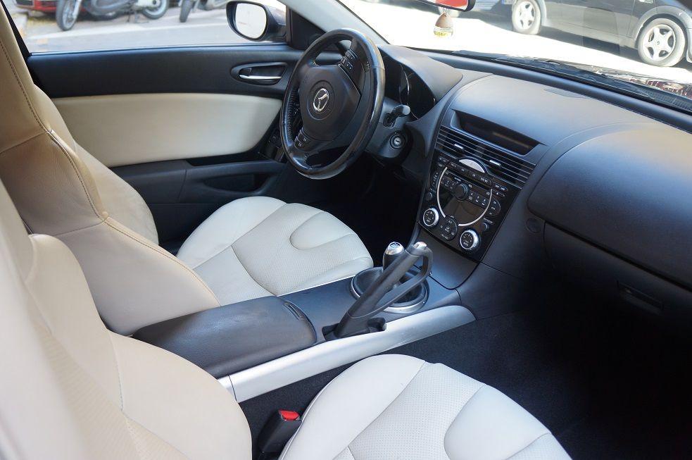 Mazda RX8 - El rotativo más bonito
