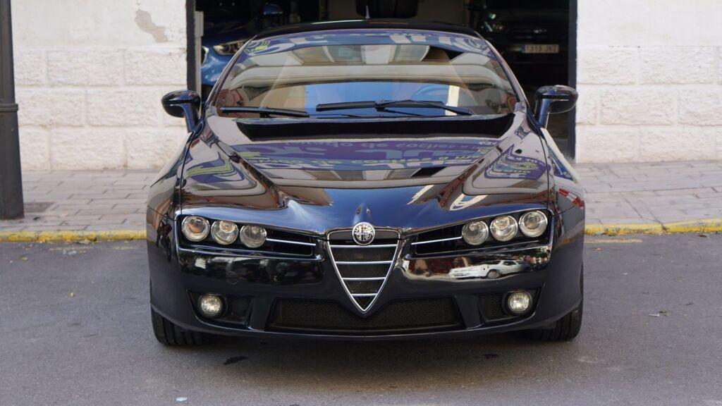Alfa Romeo Brera - Detallado 1 Step, Pulido y Acondicionamiento de Llantas y Tratamiento de Cera