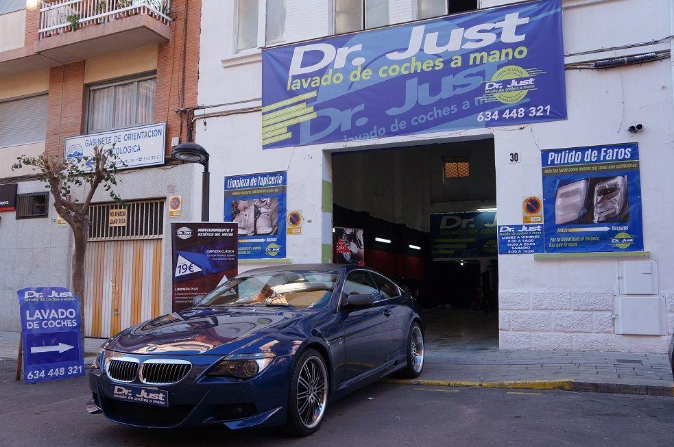 BMW Serie 6 - Tratamiento de cera liquida
