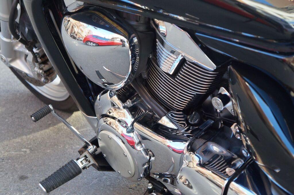 Suzuki M1800 Intruder - Detallado y Restauración