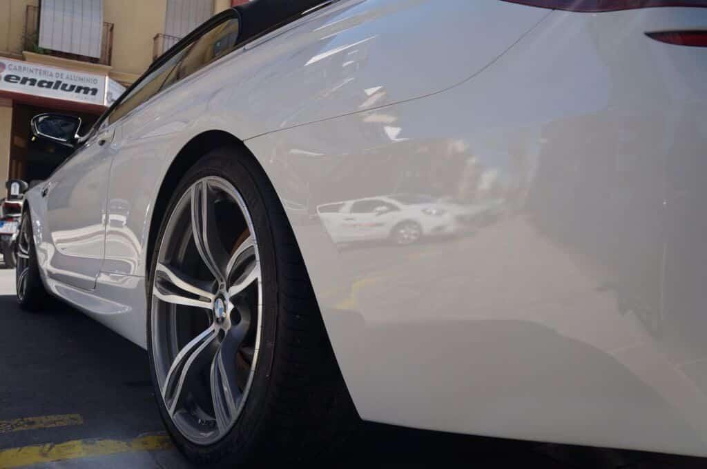 BMW M6 - Detallado 3 Fases y Tratamiento Cerámico Avanzado