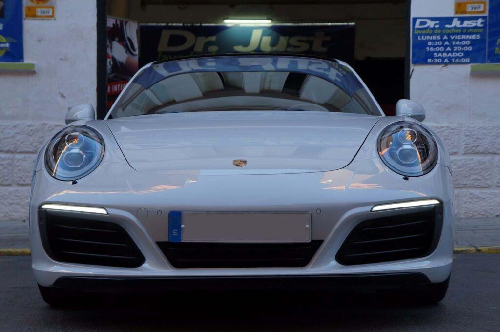 Porsche 911 4S - Tratamiento Cerámico Gtechniq