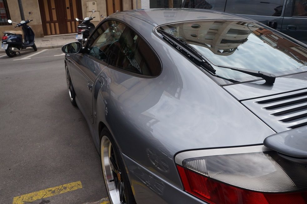 cera liquida para coche
