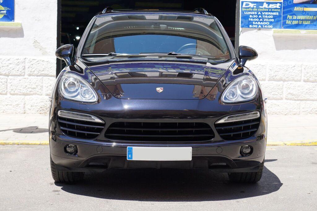 Porsche Cayenne 2014 - Detallado Exterior e Interior - Tratamiento cerámico interior
