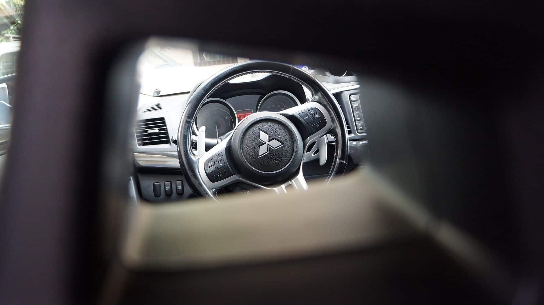 Mitsubishi Evo – Mantenimiento Exterior e Interior