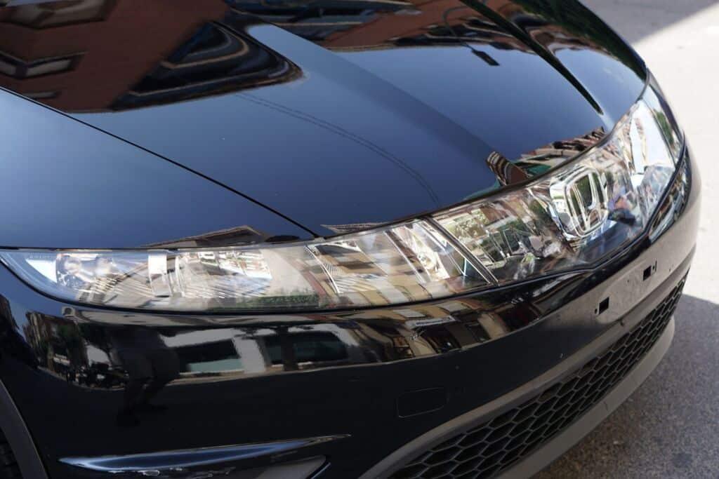 Honda Civic - Detallado y Correccion de pintura