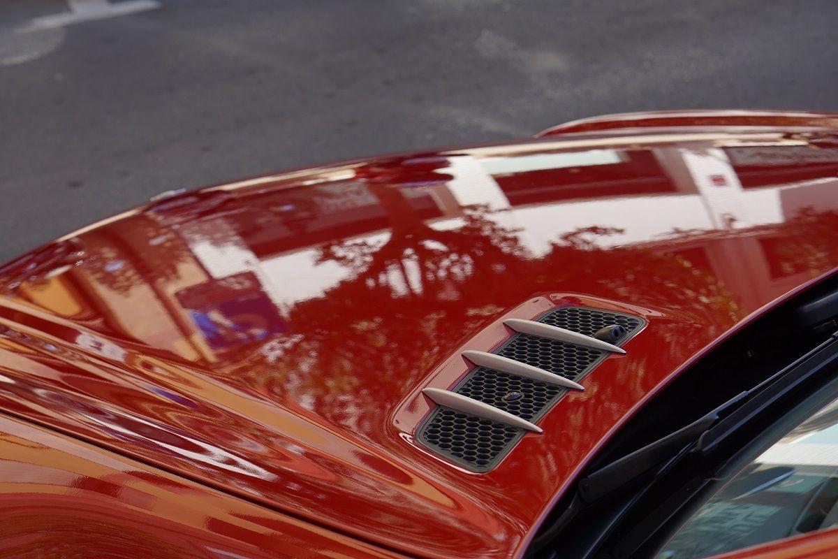 Mercedes SLK 13 - Mercedes Benz SLK - Tratamiento de cera de carnauba