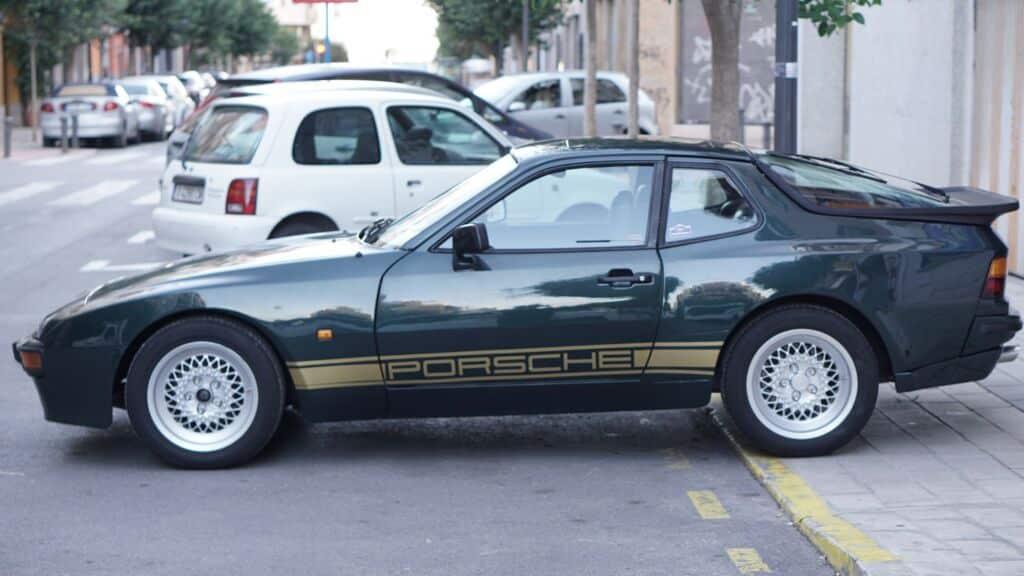 Porsche 944 1983 Targa - Detallado y Tratamiento Cerámico Light