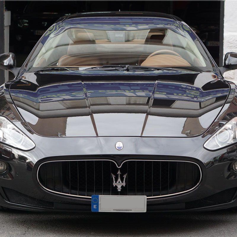 Detallado - Pulido + Tratamiento Cerámco - Maserati Gran Turismo V8