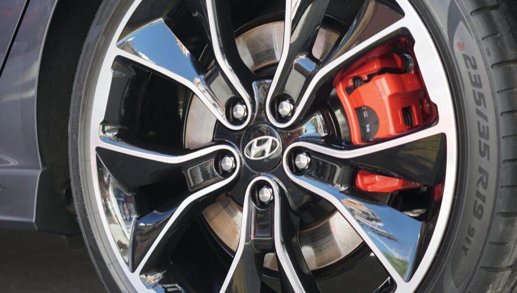 Hyundai I30 N - Detallado y Tratamiento cerámico con Gyeon
