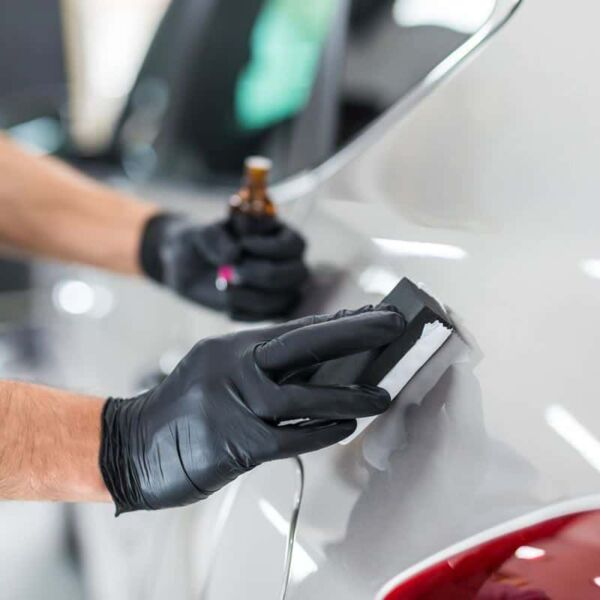aplicacion tratamiento ceramico