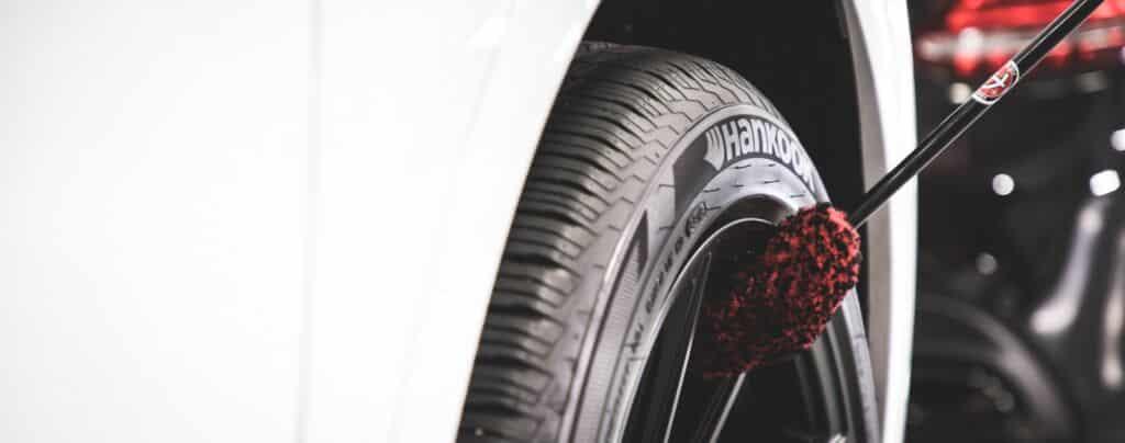 limpiar rueda
