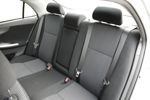 Tapicería de coche