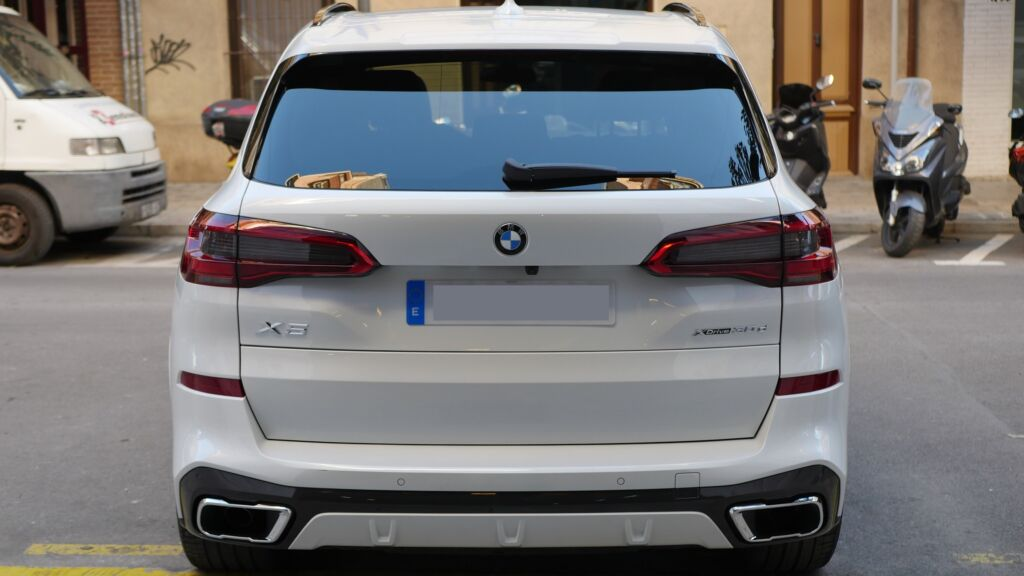 Tratamiento Cerámico Para BMW X5 PACK M 2018