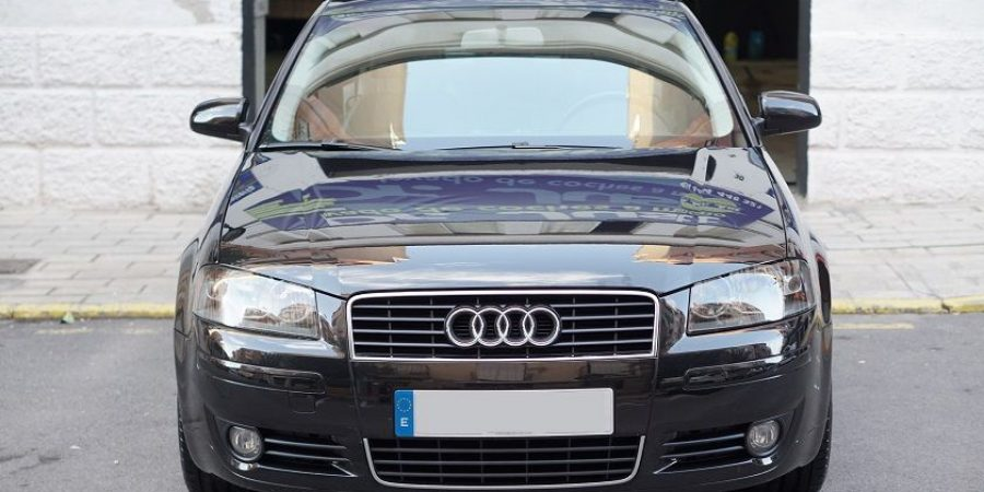 Pulido coche Audi Alicante