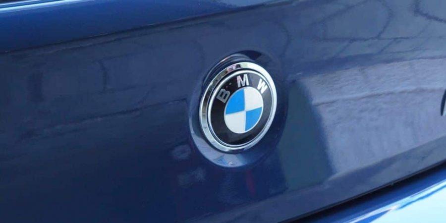 BMW Serie 6 Detail Park