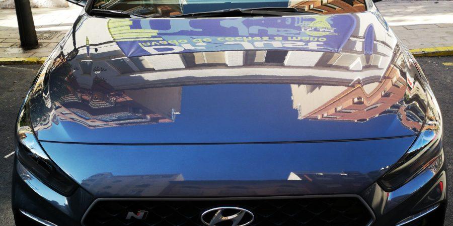 Hyundai I30N con tratamiento cerámico -Detail Park